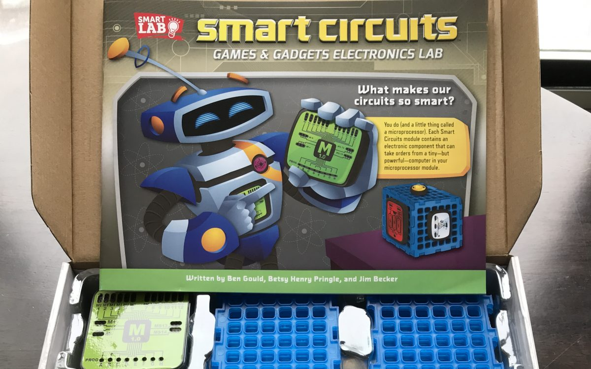 Smart Circuits By Smartlab Toys Brain Game Electronic Games Circuit