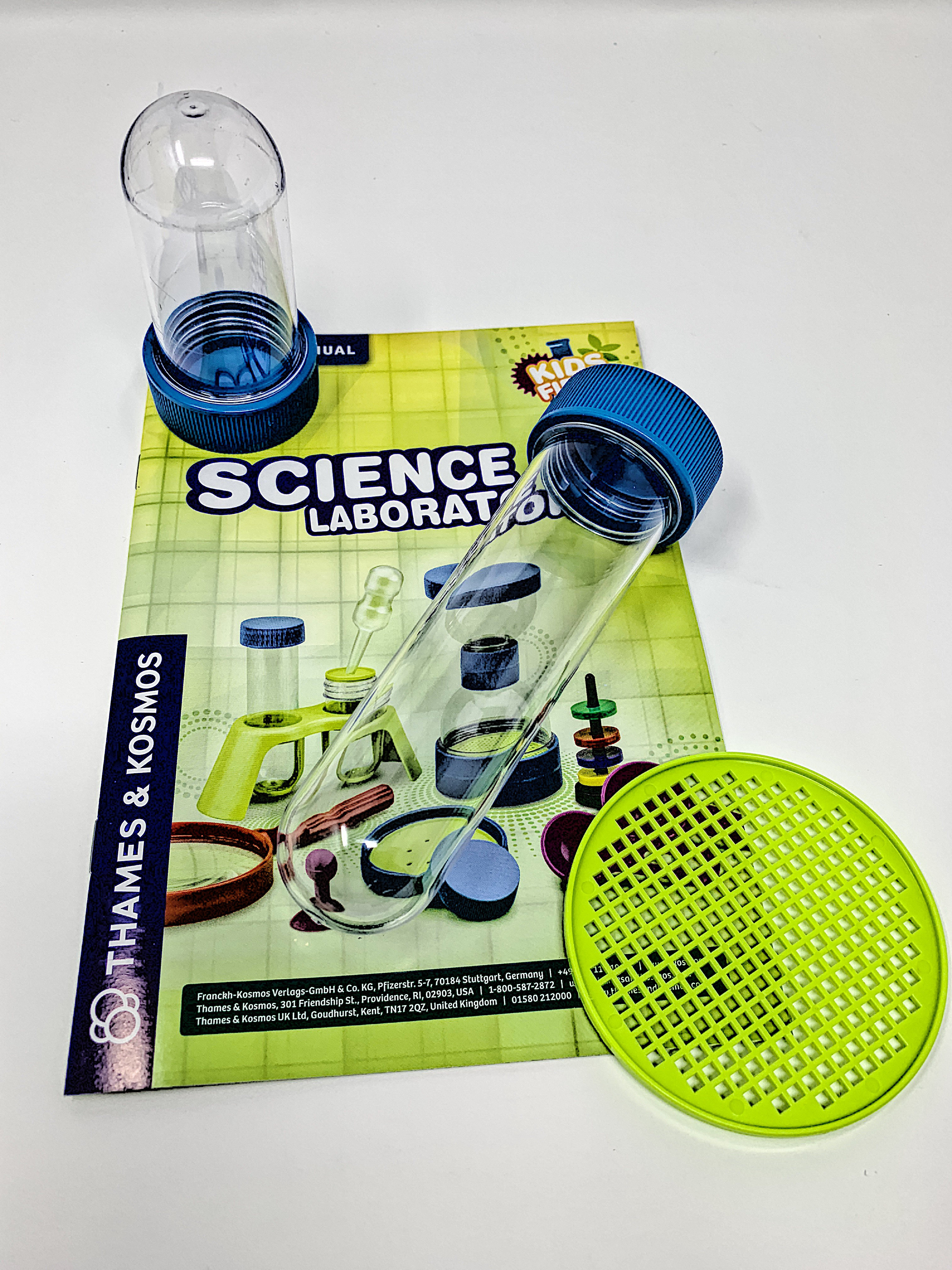 Science Lab and Manual